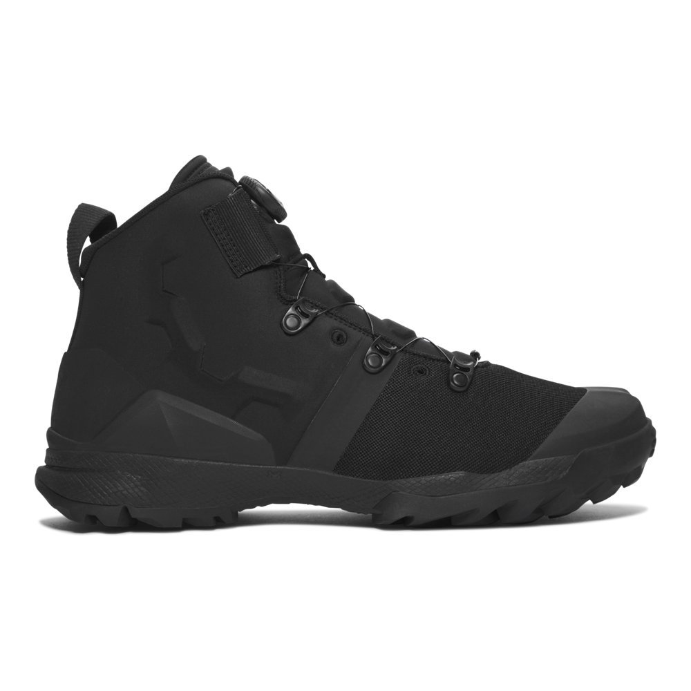 Under Armour Men's Infil Military and Tactical Boot, (001)/Black, 14 by Under Armour