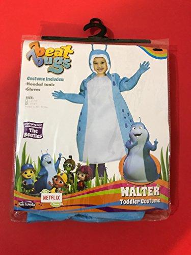 Beat Bugs Walter Toddler Costume ()