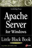 Apache Server for Windows, Greg Holden, 1576103919