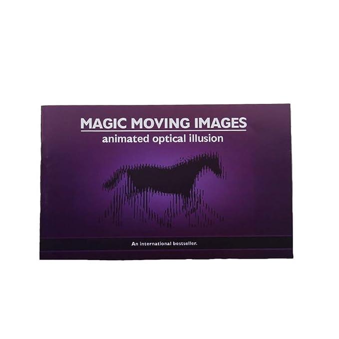 Libro mágico Imágenes en Movimiento Novedad Animado