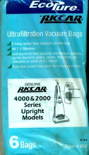 Riccar Type A Vibrance R-Series & 2000 Series