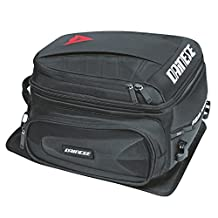 Dainese D-Tail Rear Motorcycle Tail Pack Bag by Ogio Stealth Black (1980067-W01-N)