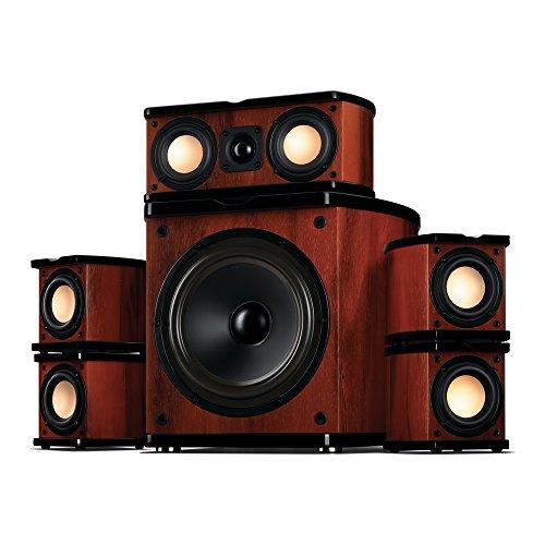 Swan Speakers - M20-5.1 - 5.1 Powered Bookshelf