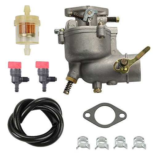 - Hilom 390323 Carburetor with Turn Up Kit for BRIGGS & STRATTON 394228 7HP 8HP 9HP 299169 170401 190412 170402 194412 Toro Lawn Mower Snowblower