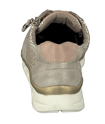 Sneaker 18708 03 Lacci con Beige Donna 8067 Colori Scarpe Relife Mocassini 3 in wHWEfnqf