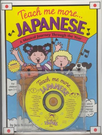 Download Teach Me More Japanese (Paperback and Audio CD): A Musical Journey Through the Year pdf