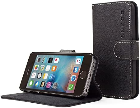 iPhone Snugg Leather Executive Wallet