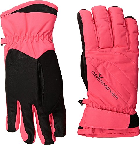x Cornice Gloves (Big Kids) Popstar Pink LG ()