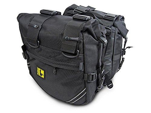 Wolfman Luggage S0501 - Enduro Dry Saddlebags V1.8