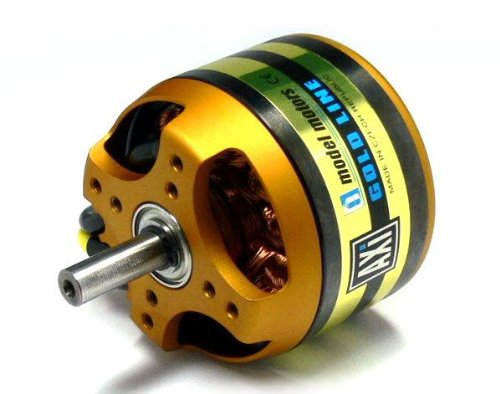 RCECHO AXI Modell Motors Gold Line 5325/20 RC Hobby Outrunner Brushless Motor OM552 Vollversion Apps Ausgabe