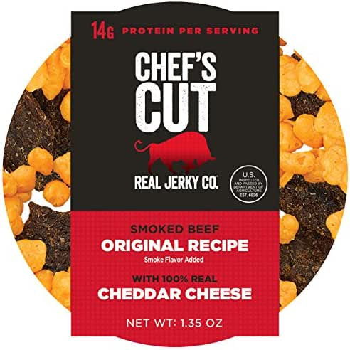 Jerky & Dried Meats: Chef's Cut Protein Snack Pack
