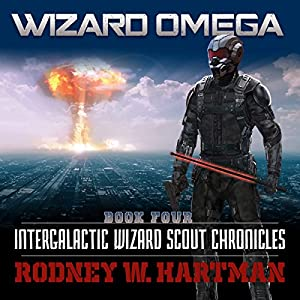 Wizard Omega Audiobook