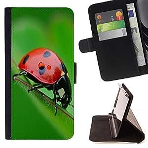 Dragon Case - FOR Samsung Galaxy A3 - The morning time - Caja de la carpeta del caso en folio de cuero del tir¨®n de la cubierta protectora Shell