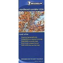 Michelin Northeast Corridor Regional Road Atlas No. 99663, 1st