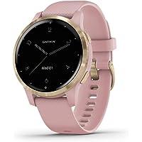 $299 » Garmin vívoactive 4S, Smaller-Sized GPS Smartwatch, Features Music, Body Energy…