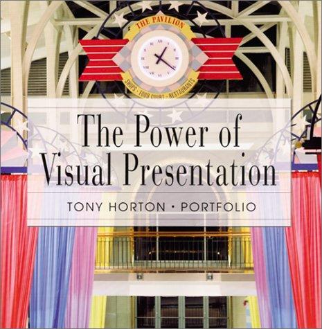 The Power of Visual Presentation: Retail Stores/Kiosks/Exhibits/Environmental Design