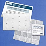 RDM ScannerCare Cleaning Kit (12 Cards & 12 Device Wipes