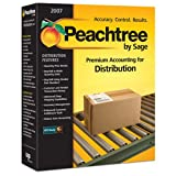 Peachtree By Sage Premium Accounting for Distribution 2007 5-User