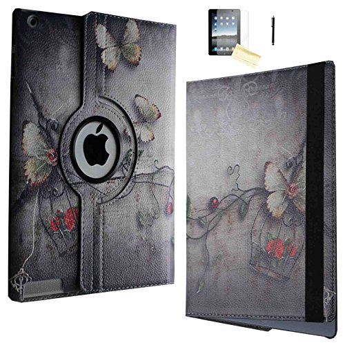 iPad Air Case Protector Butterfly