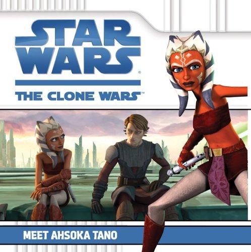Star Wars Clone Wars Ahsoka (Meet Ahsoka Tano (Star Wars: The Clone Wars))