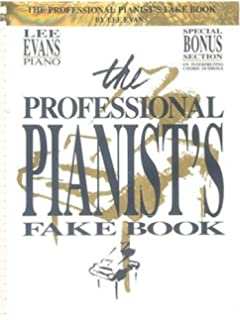 Professional Pianist's Christmas Fake Book: Lee Evans ...