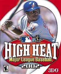 High Heat Major League Baseball 2002 - PC     - Amazon com