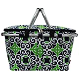 Geometric Sailor NGIL Insulated Picnic Basket Review