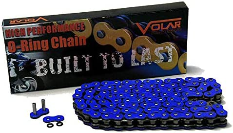Heavy Duty Motorcycle O-Ring Drive Chain 530-116 for Suzuki GSF650 Bandit S SA