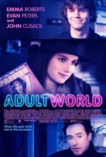 Adult World 2014 Movie Poster Style A