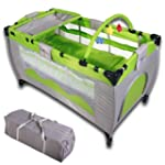 Baby bed travel cot furniture cribs p...