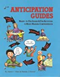 Anticipation Guides, Joanne Hines, Pamela Vincent, 1884548644