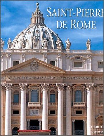 Lire en ligne Saint-Pierre de Rome pdf epub