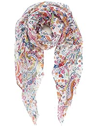 135ee1f3edec Scarf for Women Lightweight Paisley Fashion for Spring Winter Scarves Shawl  Wrap