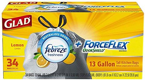 glad-force-flex-odor-shield-drawstring-tall-kitchen-trash-bags-lemon-34-ct