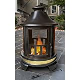 Landmann USA 25806 Hartford Outdoor Fireplace