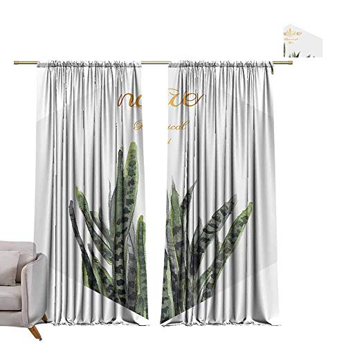 Children Blackout Curtain Texture for Design. Can be Used as Background, Wallpaper (4) W96 x L84 Living Room Curtain