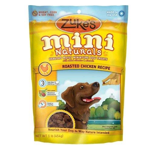zukes mini naturals chicken - 4