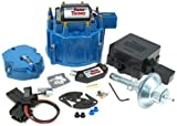Pertronix D8012 Flame-Thrower Blue GM HEI Tune Up Kit for Buick/Oldsmobile/Pontiac/Corvette
