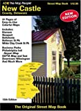 ADC The Map People New Castle County, Delaware: Street Map Book