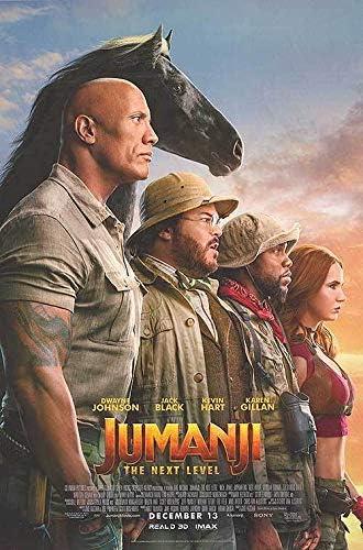 Image result for jumanji the next level poster