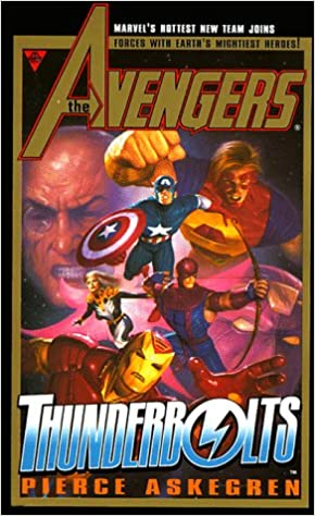 Image result for the avengers and the thunderbolts novel