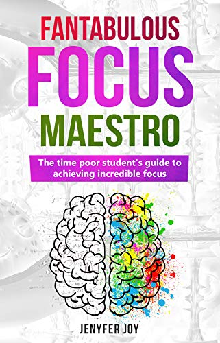 Amazon.com: The Fantabulous Focus Maestro eBook: Jenyfer Joy ...