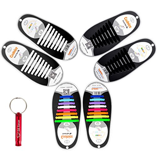 GL Gear Silicone Shoelace Footwear