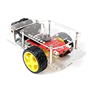 Dexter Industries GoPiGo Robot for the Raspberry Pi