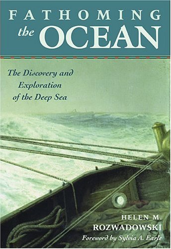 Book cover for Fathoming the Ocean