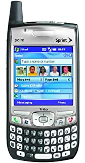 Прошивка Palm Treo 650