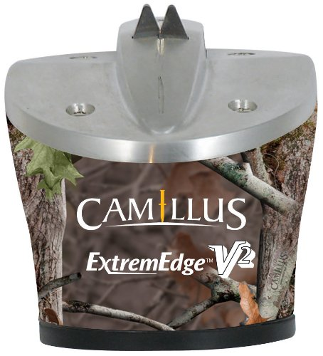 Camillus ExtremEdge Sharpener Camouflage Silver product image