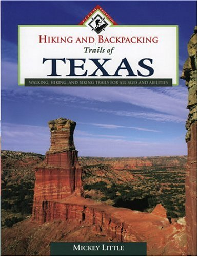 Hiking and Backpacking Trails of Texas (Maps Trail Free Hiking)