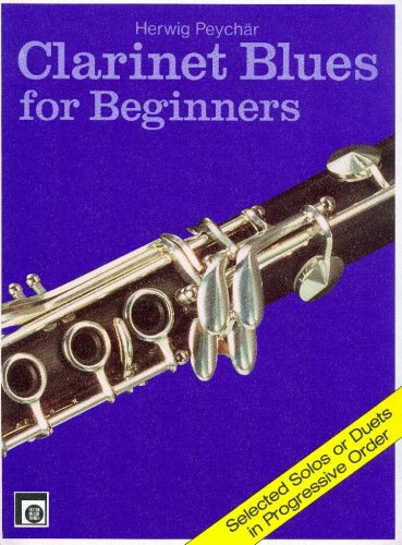 Clarinet Blues for Beginners. Klarinette