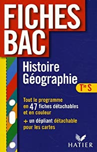 Histoire Géographie Tle S par Elisabeth Brisson